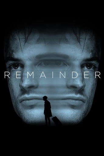 Poster of Remainder fragman
