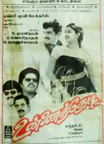Poster of Unnai Thedi