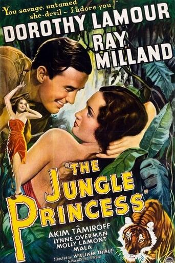 Poster of The Jungle Princess