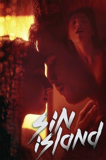 Poster of Sin Island