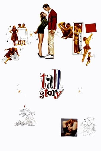 Tall Story Movie Poster