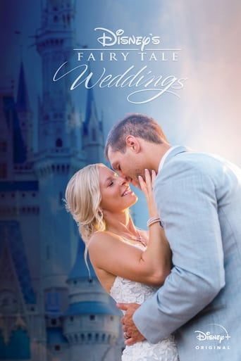 Poster of Disney's Fairy Tale Weddings