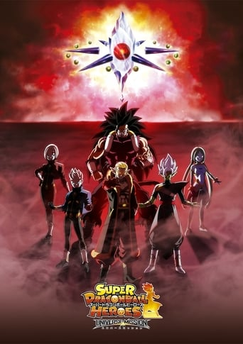 Super Dragon Ball Heroes 1ª Temporada - Poster