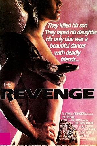 Poster of Extreme Vengeance