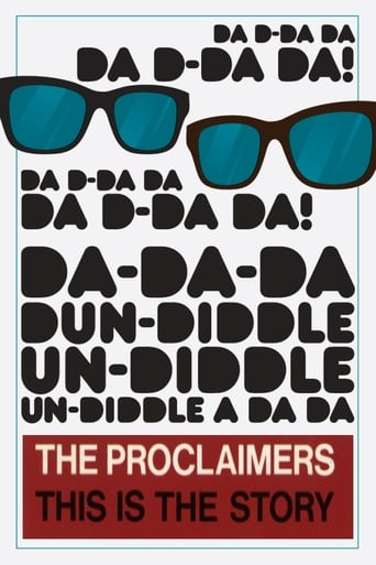 Poster of Proclaimers: This Is the Story