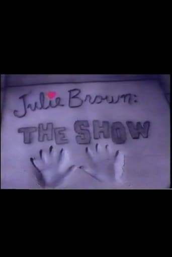 Poster of Julie Brown: The Show