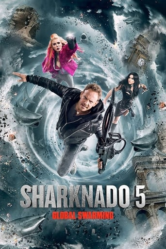sharknado 5 global swarming 2017