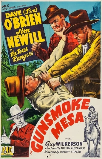 Poster of Gunsmoke Mesa