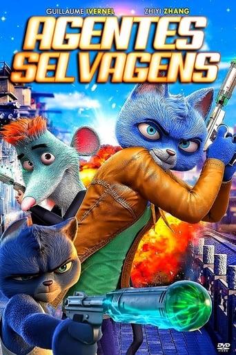 Spycies: Agentes Selvagens Torrent (2020) Dual Áudio / Dublado BluRay 1080p – Download