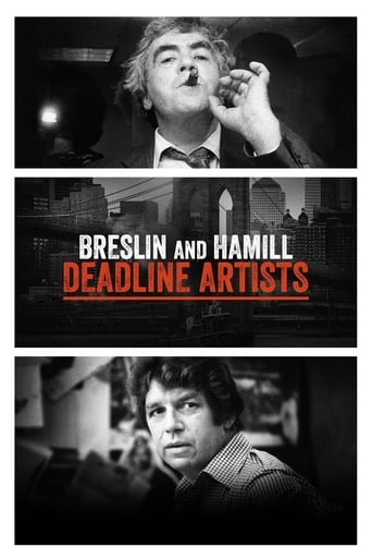 Poster of Breslin and Hamill: Deadline Artists