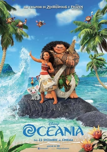 Cartoni animati Oceania - Moana