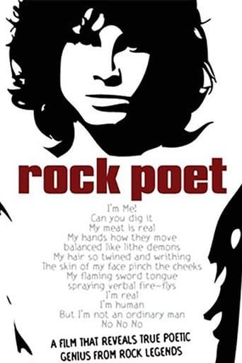 Poster of Rock Poet: Jim Morrison