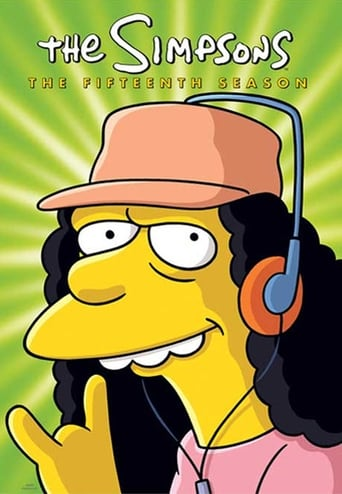Simpsonai / The Simpsons (2003) 15 Sezonas