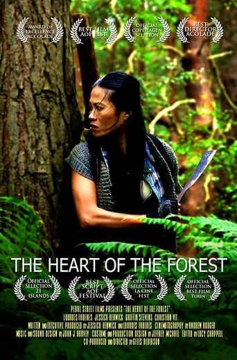Poster of The Heart of the Forest