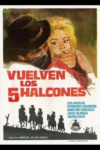 Watch Vuelven los cinco halcones Free Movie Online
