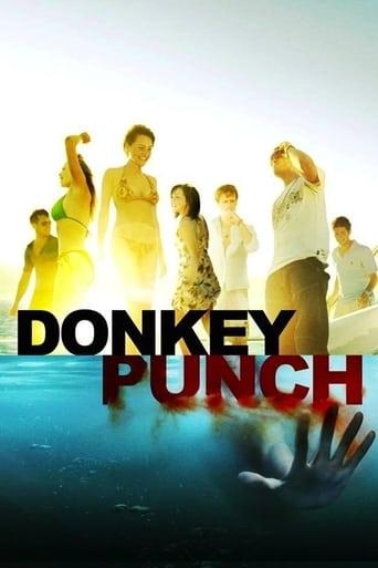Poster of Donkey Punch: Juegos mortales