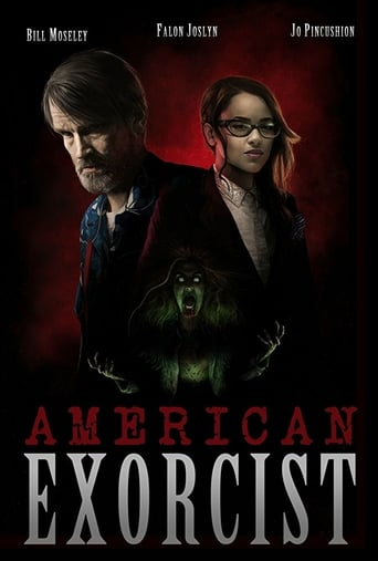 Poster of American Exorcist
