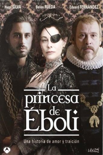 Capitulos de: La princesa de Éboli