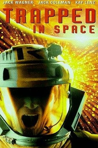 Poster of Trapped in Space