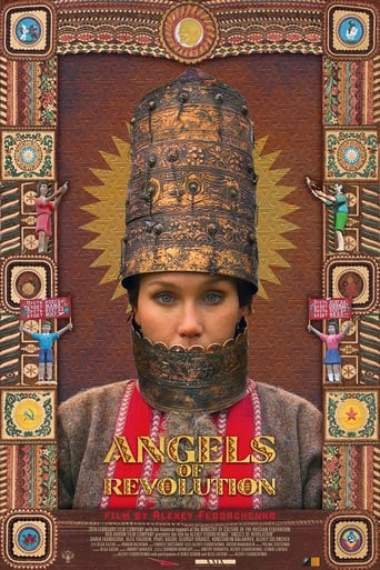 Poster of Angels of Revolution