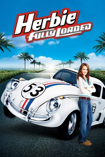 poster of Herbie Fully Loaded