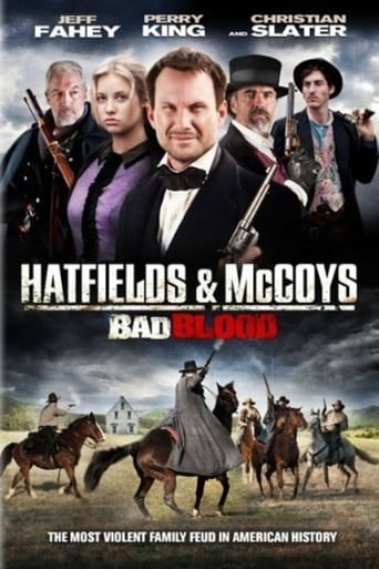 Poster of Hatfields and Mccoys:  Bad Blood