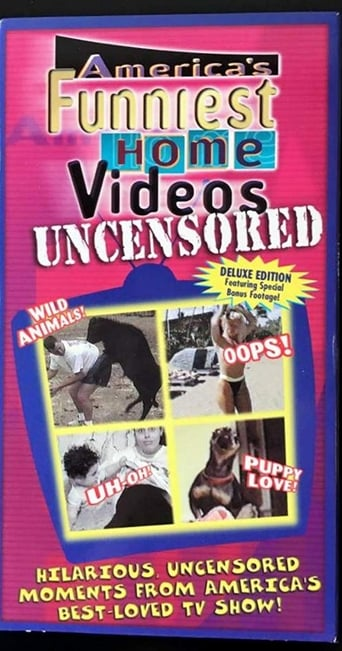 America's Funniest Home Videos Uncensored poster