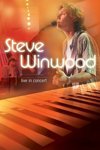 Poster of Sound Stage presents Steve Winwood Live in Concert