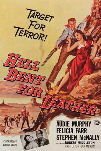 Poster of Hell Bent for Leather