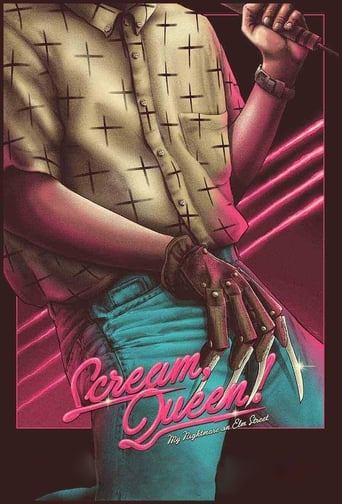 Poster of Scream, Queen! My Nightmare on Elm Street