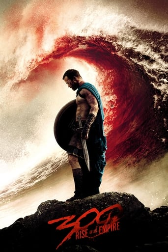 300: Rise of an Empire (2014) - poster