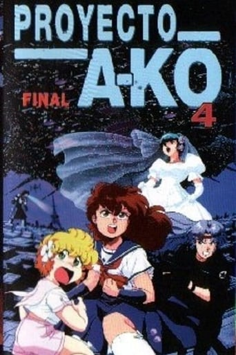 Poster of Project A-Ko 4: Final