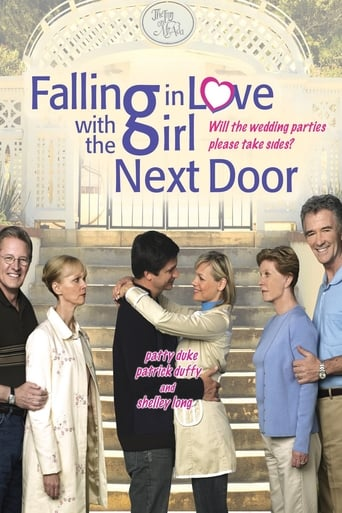 Poster of Falling in Love with the Girl Next Door
