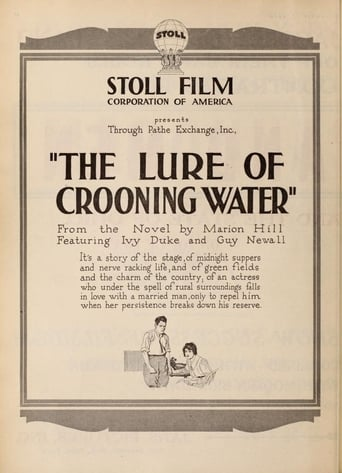 Poster of The Lure of Crooning Water