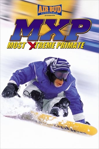 Poster of MXP: Most Xtreme Primate fragman