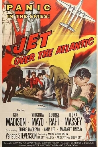 Poster of Jet Over The Atlantic