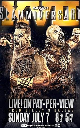Poster of Impact Wrestling Slammiversary XVII