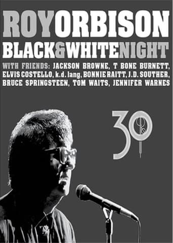 Poster of Roy Orbison: Black and White Night 30