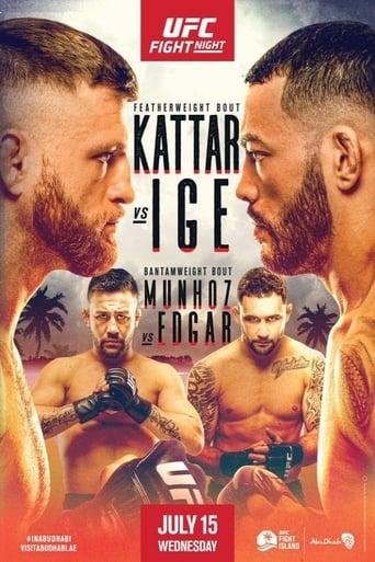 Watch UFC on ESPN 13: Kattar vs. Ige Online Free Putlocker