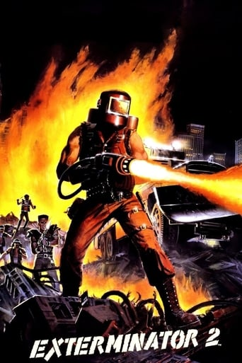 Poster of Exterminator 2