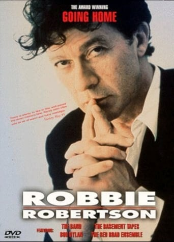 Poster of Robbie Robertson: Going Home