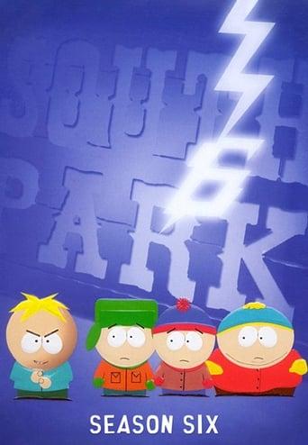 South Park 6ª Temporada - Poster