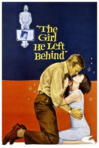 Poster of The Girl He Left Behind
