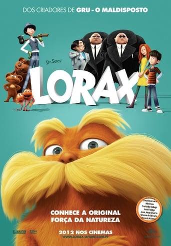 O Lorax: Em Busca da Trúfula Perdida