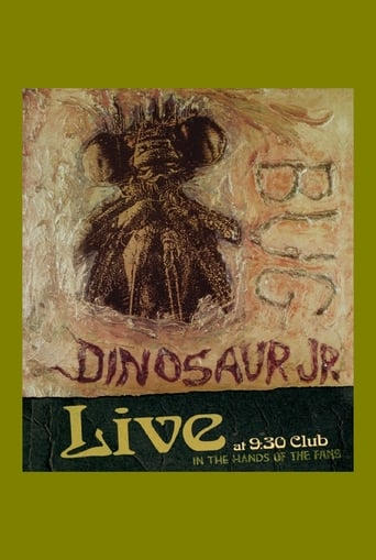 Poster of Dinosaur Jr: Bug Live at 930 Club
