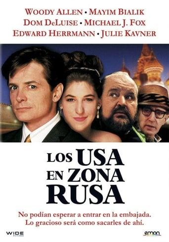 Poster of Los USA en zona rusa