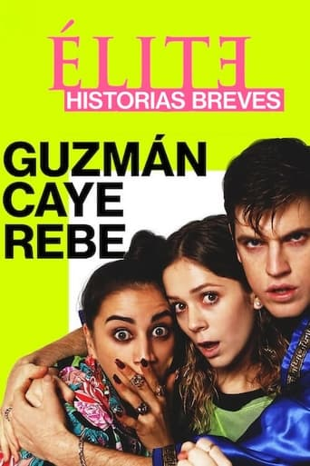 Élite : Histoires courtes - Guzmán Caye Rebe