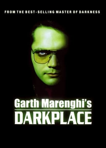 Poster of Garth Marenghi's Darkplace fragman