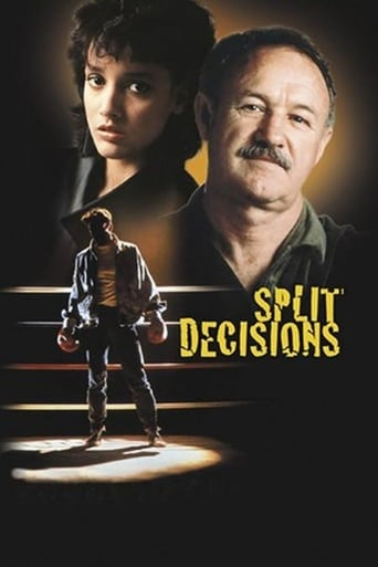 Poster of Split Decisions