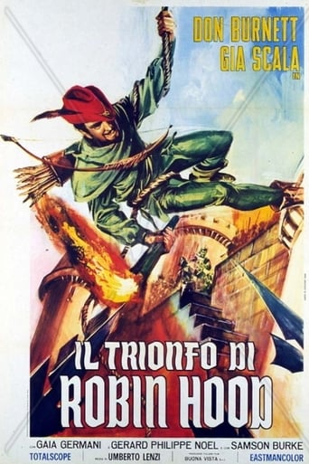 poster of The Triumph of Robin Hood